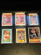PETE ROSE LOT 6 CARD COLLECTION INCLUDING KELLOGG'S ALL MINT