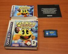 jeu Nintendo Game Boy Advance gba Pac Man World