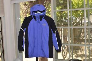 NORTH FACE- girl's outdoor ski jacket-                                  MEDIUM-