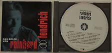 RAINHARD FENDRICH - MEGLIO DA R.F. ORIGINALE FIRMATO CD (T733)