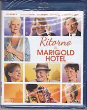 Blu-Ray Rückkehr Al Marigold Hotel mit Richard Gere Neu 2015