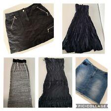 Women's Size 10 Mixed Bundle Of 5 Skirts River Island Bay High Street Brands