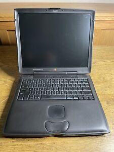 Macintosh Powerbook G3 | Original Box | Extras