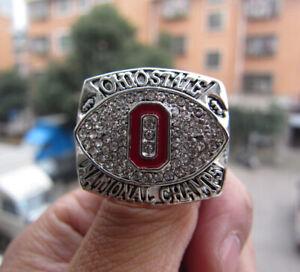 2002 Ohio State Buckeyes OSU National TEAM Ring Fan Men Gift Souvenir