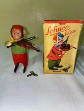 Schuco Solisto Monkey With Violin in original box