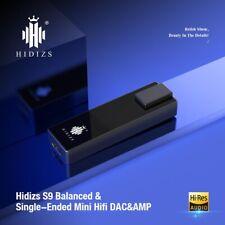 HIDIZS S9 DAC e AMP Mini HiFi bilanciato e single-ended