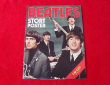 The Beatles - Story Poster (1976) Made in UK