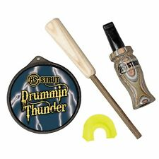 Hunter's Special 7016 Drummin Thunder Kit w/ E-Z Rasp Disphragm, Loco Crow Call