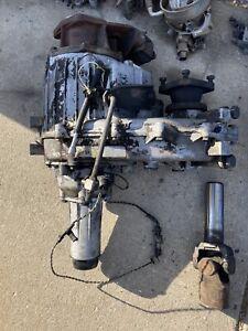 1991 CHEVY SUBURBAN 241 C 27 SPLINE PASSENGER DROP ELECTRIC SPEEDO LS SWAP