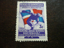 Stamps - Dominican Republic - Scott# 327