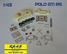 1/43 Volkswagen Polo GTI R5 Only Kit