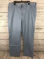 Polo Ralph Lauren Mens Blue Khaki Chino Classic Fit Pants Size 40 x 32 NWT