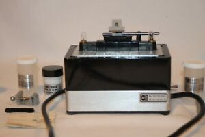 Rx Honing Machine Dental Instrument Sharpening System  COMBO - WORKING