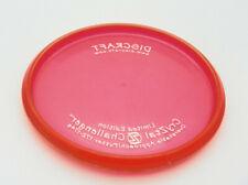 Discraft Cryztal Z Challenger Limited Edition 172-174g Candy orange/red