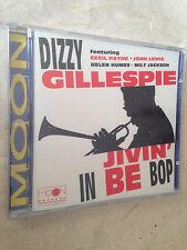 DIZZY GILLESPIE JIVIN' IN BE BOP C. PAYNE J. LEWIS H. HUMES M. JACKSON 1993 JAZZ