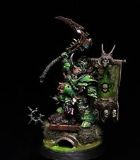 Typhus Herald of the Plague God Unique with Flag Superbly Painted Warhammer 40K