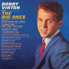 MUSIK-CD NEU/OVP - Bobby Vinton - Sings The Big Ones
