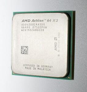 Prozessor AMD Athlon 64 X2 - 2,2 GHz 2 (ADO4200IAA5DO)