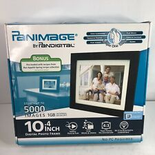 Panimage by Pandigital 10.4 inch Digital Photo Frame 5000 Images
