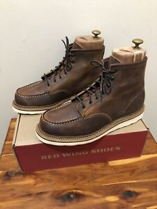 Red Wing Heritage Boots Style # 1907 Men's SZ. 9.5D USA Made