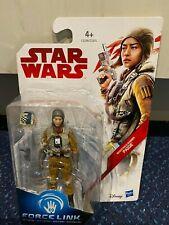 Hasbro Star Wars The Last Jedi Resistance Gunner Paige MOC NEW !!