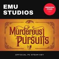 Murderous Pursuits (PC) Steam Key Region Free