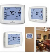 Emerson 1F95-1277 Large 12 in. Touchscreen Display 7-Day Programmable Thermostat