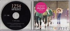 FEIST 1234 2007 UK 1-track promo CD + press release iPod Nano sleeve