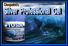 20 PPM Silver Professional Gel - The Purest and Most Powerful Ionic Silver Gel