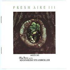 Fresh Aire 3 by Mannheim Steamroller