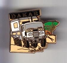 RARE PINS PIN'S .. AUTO CAR RALLYE PARIS DAKAR TSO 93 CAMION TRUCK TATRA OR ~BN