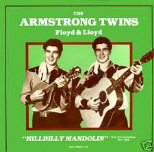 Armstrong Twins SEALED LP 1947-50 sides Hillbilly Mandolin