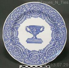 "Spode England Blue Room Collection Warwick Vase 10 3/8"" Dinner Plate 1833 (FF)"