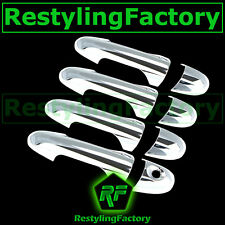 04-08 CHRYSLER PACIFICA Triple Chrome Plated 4 Door handle W/O PSG Keyhole cover