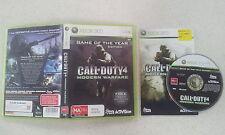 Call of Duty Modern Warfare 4 Game Of The Year Xbox 360