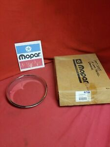 NOS  Mopar 97-05 Jeep Wrangler Headlamp Bezel Passenger Side RH 55055046
