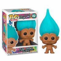 Funko POP! Trolls: Teal Troll - 02 - NEW!!
