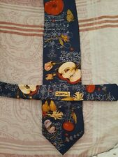 Authentique Cravate Yves Saint Laurent, Authentic Tie Yves Saint Laurent