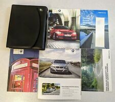 BMW 3 SERIES COUPE/CONVERTIBLE E92 HANDBOOK WALLET 2010-2013 PACK M-504