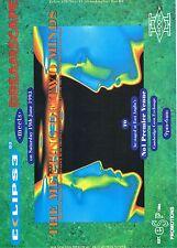 ESP DREAMSCAPE ECLIPSE Rave Flyer Flyers 19/6/93 A4 Cambridge Corn Exchange