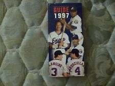 1997 MONTREAL EXPOS MEDIA GUIDE Yearbook JACKIE ROBINSON VLADIMIR GUERRRO R AD