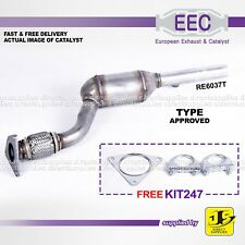 Catalytic Converters & Parts CATALYTIC CONVERTER CAT TYPE APPROVED FOR RENAULT 8200389443 OEM QUALITY