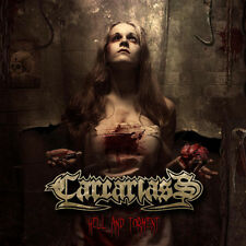 CARCARIASS - Hell & Torment Digipak 2CD (Great Dane, 2012) Death Metal, sealed