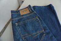 ESPRIT  Herren Jeans Hose 32/30 W32 L30 stonewashed darkblue TOP #BAR