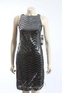 NEW Lauren Ralph Lauren -Size 6- Sequined Formal Cocktail Dress-RRP:$220.00