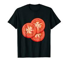 I'm Tomato Sandwich Ingredients Black T-Shirt S-3XL