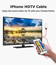 HDMI 1080P Audio/Video Cable Adapter w/USB Charging for Apple iPad 2 3 5 Air Pro