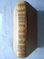 SACRA BIBBIA-MARTINI-VECCHIO TESTAMENTO-VOL. II-PARTE II-PASSIGLI-FIRENZE 1842
