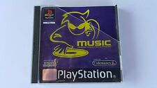 MUSIC / jeu Playstation 1 - PS one / complet / PAL