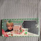 John Wright Fun & Easy Cast Iron Mold Gingerbread House Vintage 1986 NEW